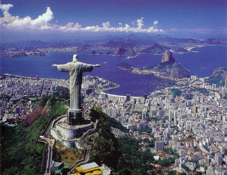 13-Rio De Janeiro, Brezilya