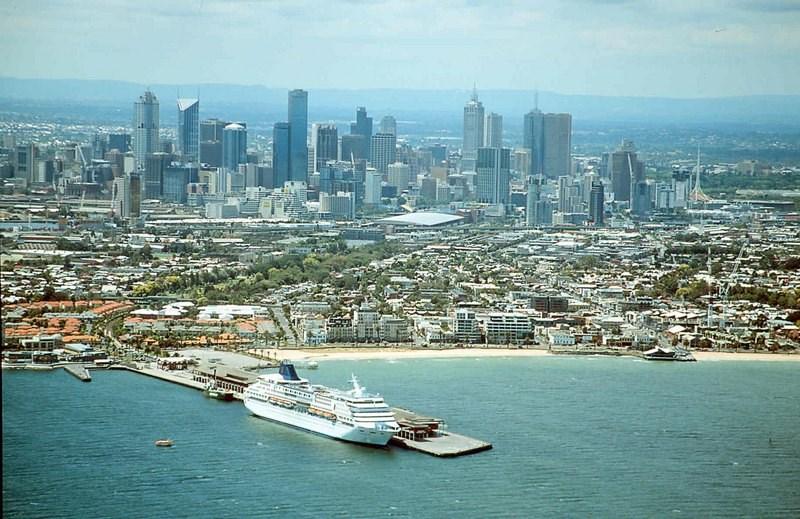 15-Melbourne, Avustralya