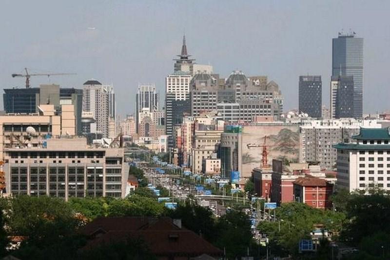 17-Pekin, Çin
