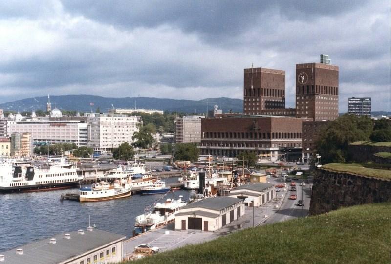 18-Oslo, Norveç