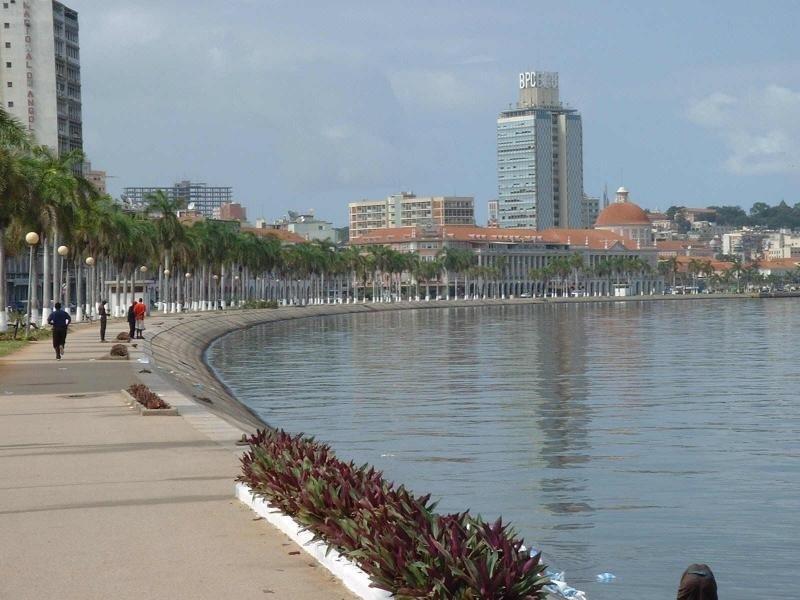 2-Luanda, Angola