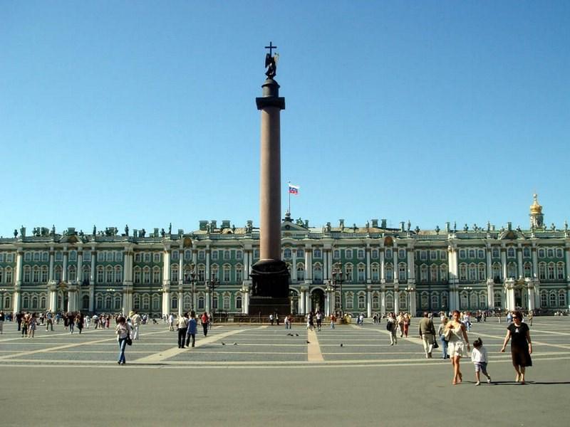 28-St. Petersburg, Rusya