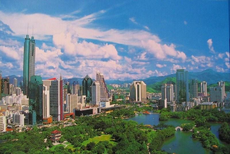 30-Shenzen, Çin