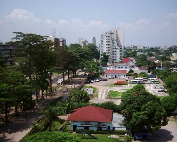 36-Kinshasa, Demokratik Kongo Cumhuriyeti