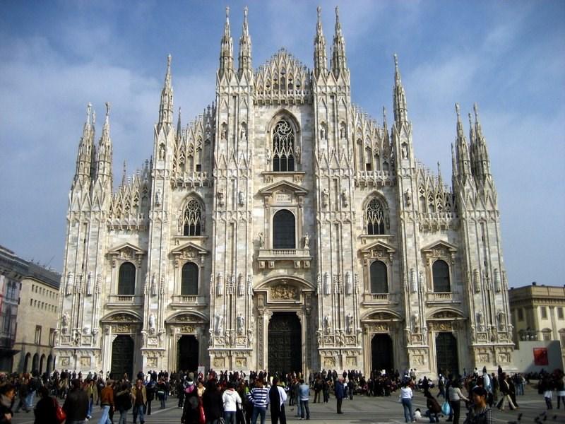 38-Milano, İtalya