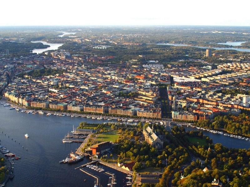 46-Stockholm, İsveç