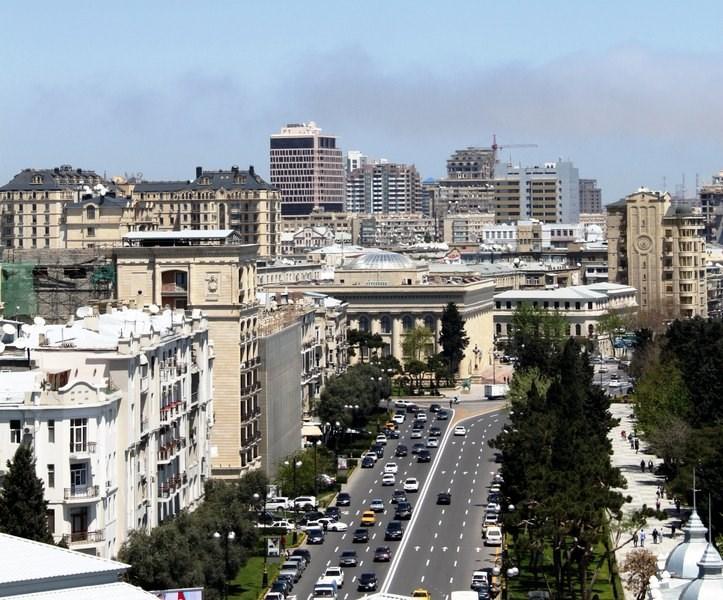 49-Bakü, Azerbeycan