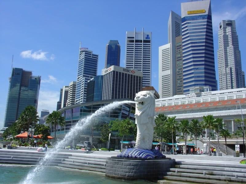 6-Singapur, Singapur