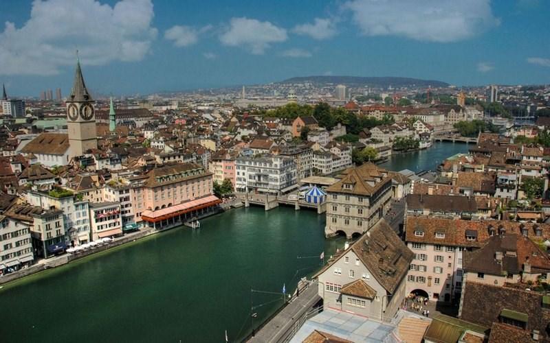 6-Zürih, İsviçre