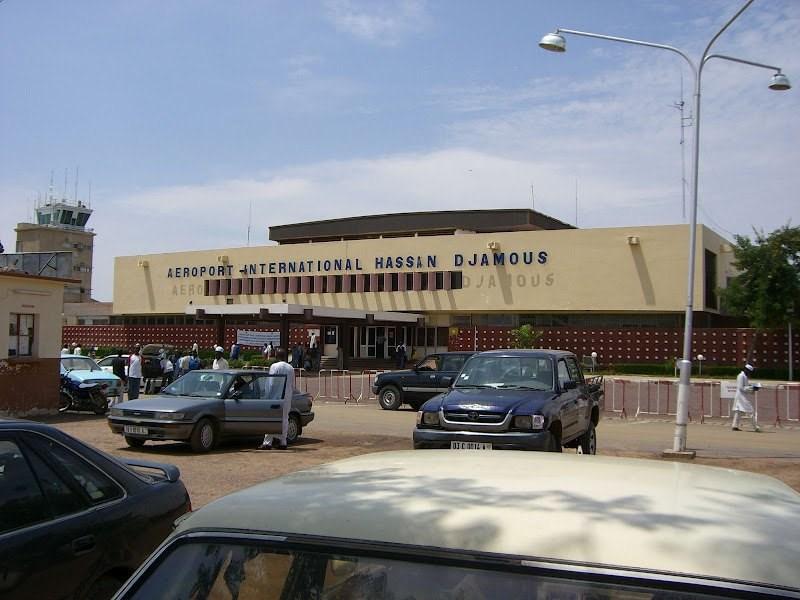 8-N'Djamena, Çad