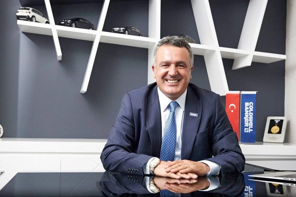 Coldwell Banker Türkiye Ülke Başkanı Gökhan Taş