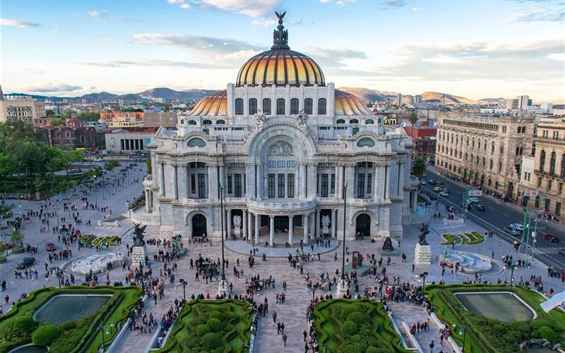 1. Meksika