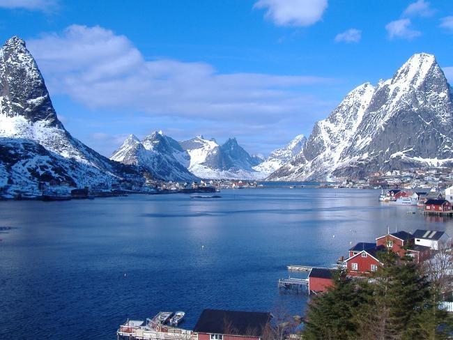 En az çalışanlar... Norveç