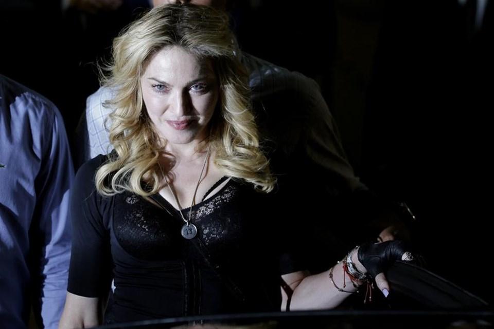 1.) Madonna