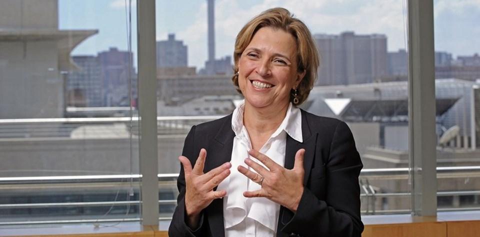 10. Maria Ramos / Barclays Africa
