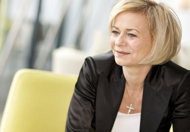 13. Harriet Green / Thomas Cook Group