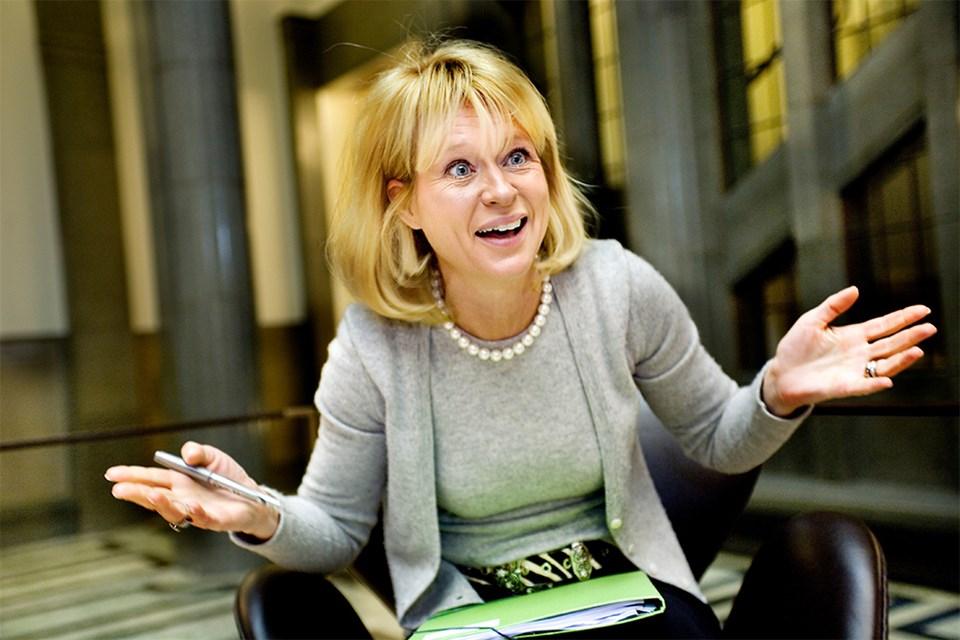 4. Annika Falkengren / SEB