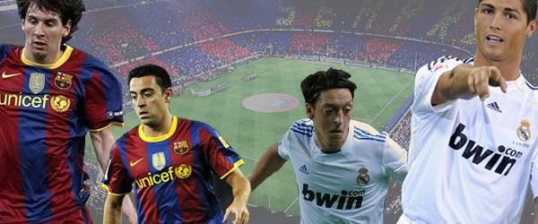 En zengin Real Madrid, Barcelona takipte
