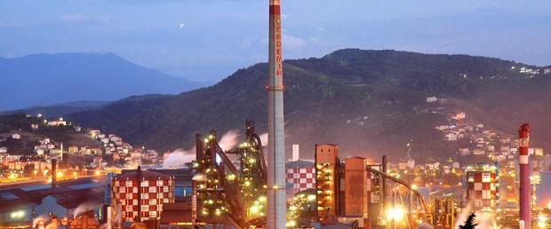 Erdemir'den 6 ayda 197 milyon lira zarar
