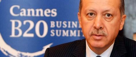 Erdoğan: Bizi AB'ye almayanlar düşünsün