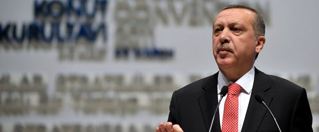 Erdoğan: Hedefimizi gerçekleştiremedik