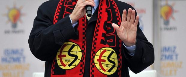 Erdoğan: IMF'yle anlaşmazsak kıyamet olmaz