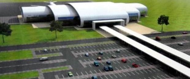 Erzincan Havaalanı böyle olacak