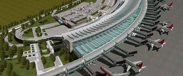 Esenboğa'ya 'devlet hava araçları' için hangar