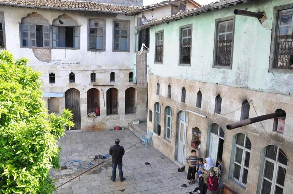 'Eski Antakya Evleri' ne olacak?