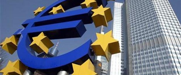 Euro Bölgesi'nde küçülme rekoru
