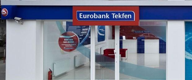 Eurobank Tekfen'in satışına onay