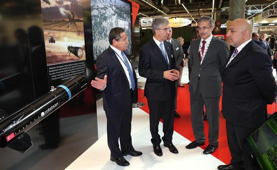 Eurosatory 2014 başladı