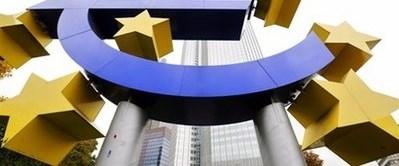 Euro'yu kullanan ekonomiler yüzde 1.4 daraldı