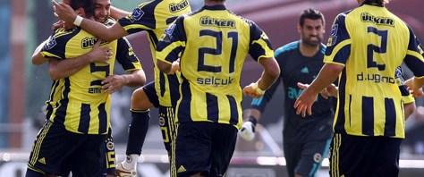 Fenerbahçe borsanın da lideri