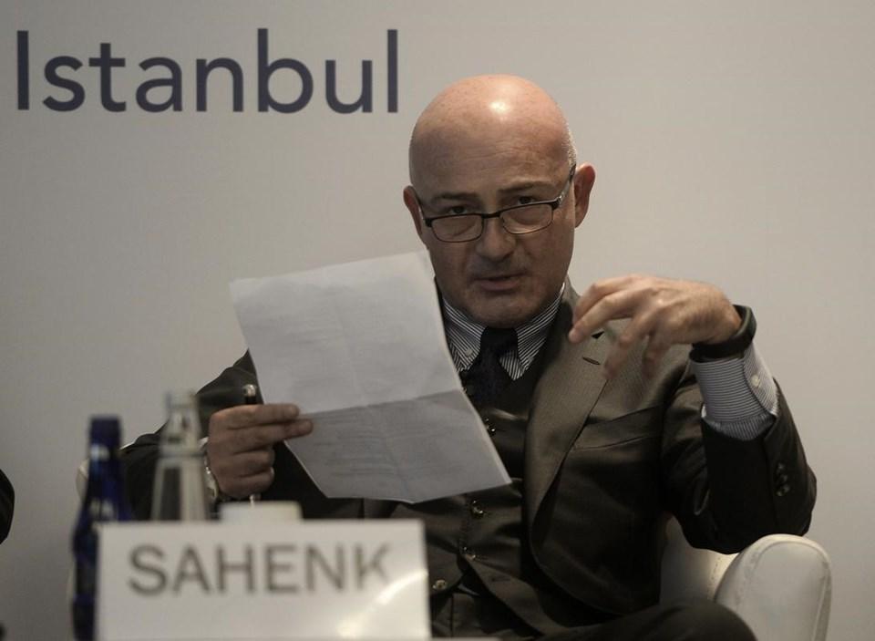 Doğuş Holding Yönetim Kurulu Başkanı Ferit Şahenk