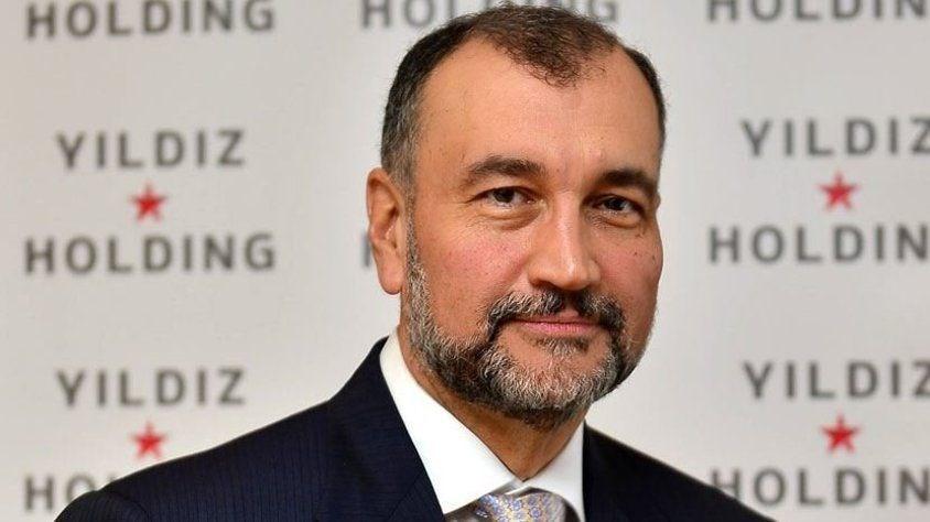 1- MURAT ÜLKER, Yıldız Holding (58)