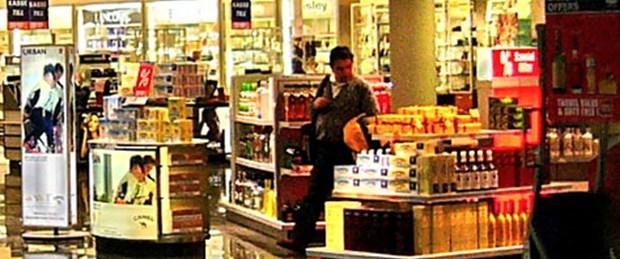Free shop'larda alışveriş limiti artırıldı