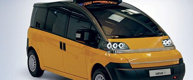 FT: New York'ta Türk taksisine binebilirsiniz