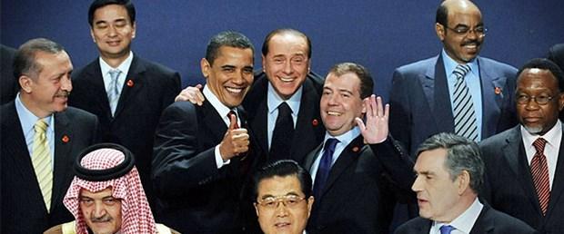 G-20 konferansı Türkiye'de