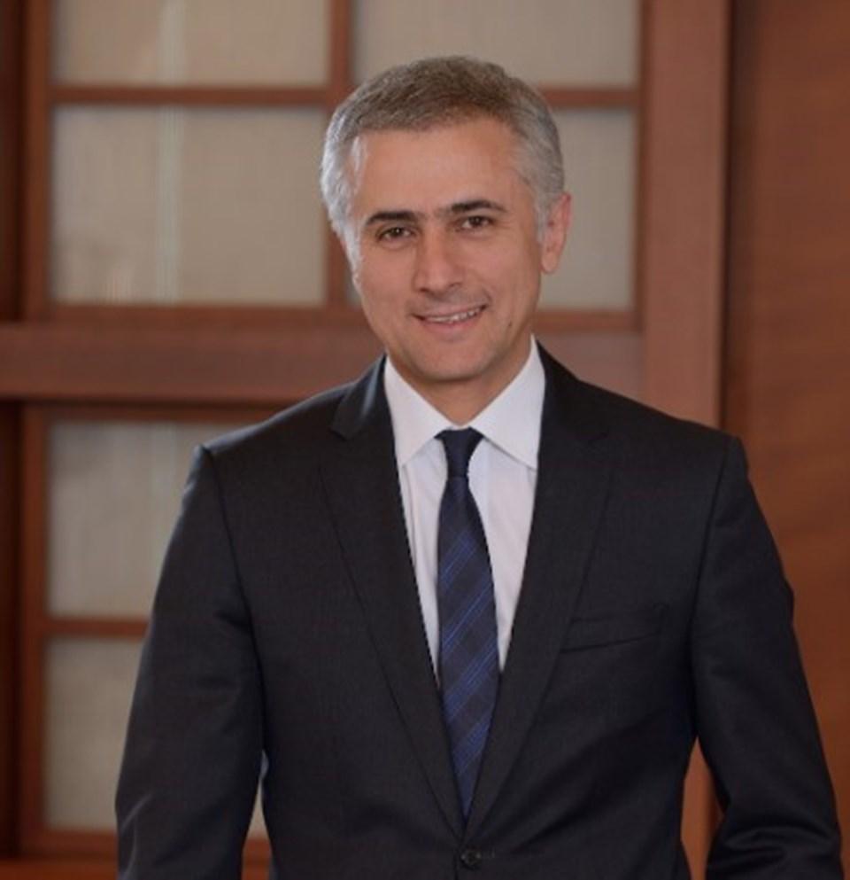 Garanti BBVA'nın yeni Genel Müdürü Recep Baştuğ