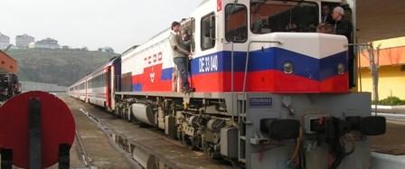 Gaziantep - Halep treni kalkıyor