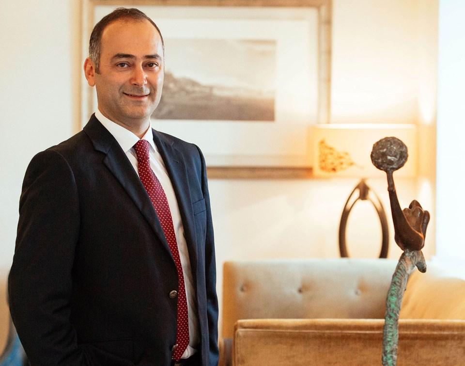 ODTÜ Havacılık ve Uzay Mühendisliği mezunu Murat Özgül, 2002 yılından bu yanaGenel Energy PLC'de görev yapıyordu.