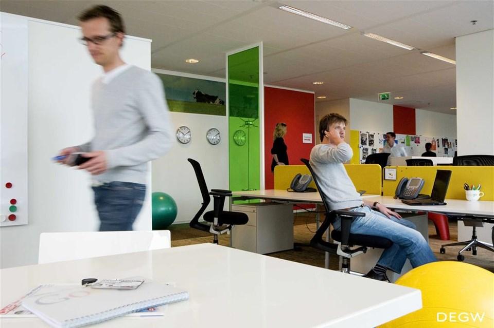 Google ofislerinin tasarımcısı İstanbul`da