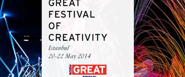 GREAT Festivals of Creativity İstanbul'da