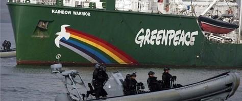 Greenpeace 5 milyon dolar kaybetti