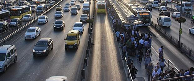 Her 5 araçtan 1'i İstanbul'da