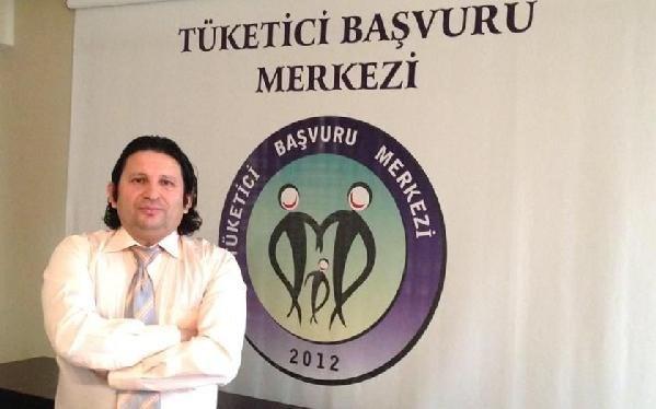 Tüketici Başvuru Merkezi Derneği Genel Başkanı Avukat İbrahim Güllü
