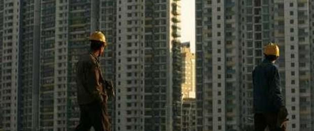 Hükümet istedi, Çin'de büyüme yavaşladı