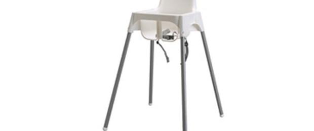 IKEA mama sandalyelerini geri çağırıyor