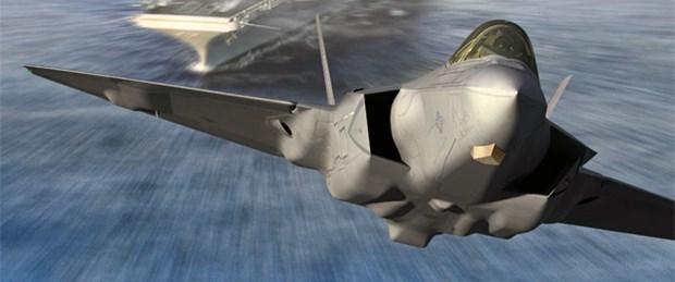 İlk iki F-35 2015'te geliyor